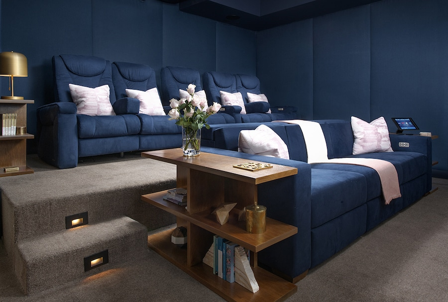 3 Comfy Seating Options for Your Next Home Theatre Design
