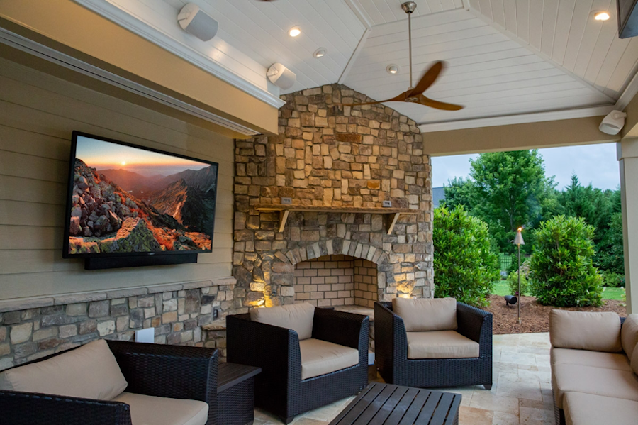 What You'll Want to Know About Outdoor TVs