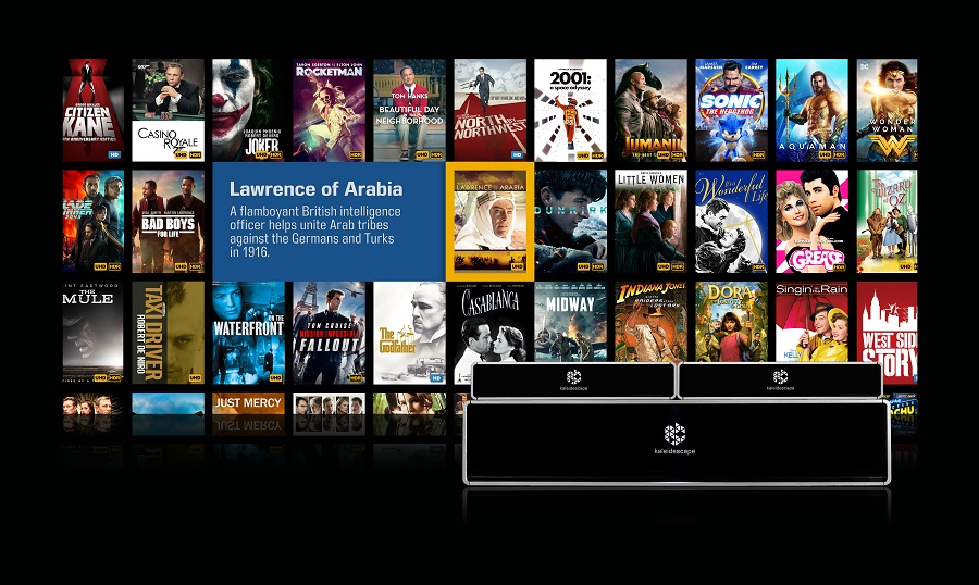 Discover Kaleidescape: The Filmmaker's Choice for Movie Players
