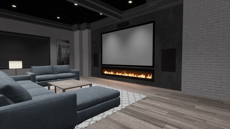 Envision Your Home Theater Design with Modus VR