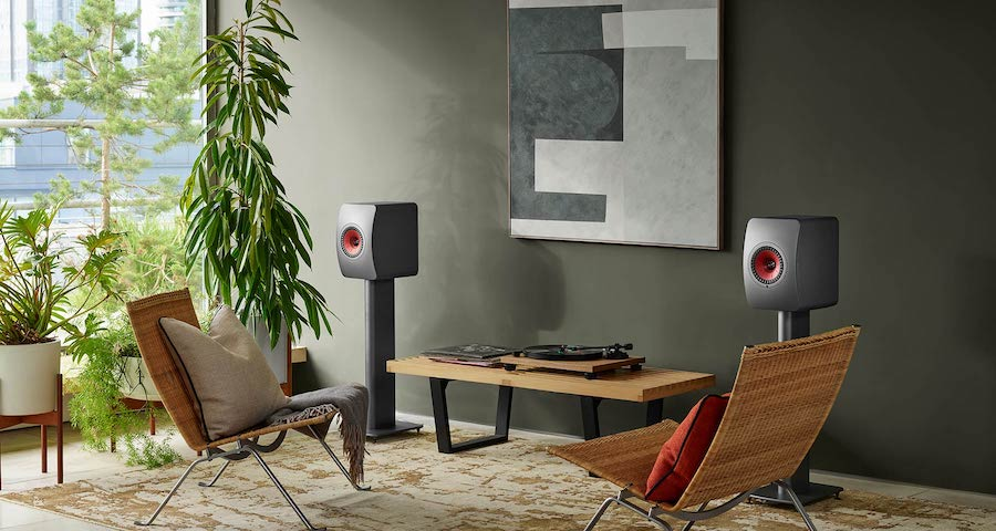 High End, High Fidelity, and High Style – the KEF LS50 Collection