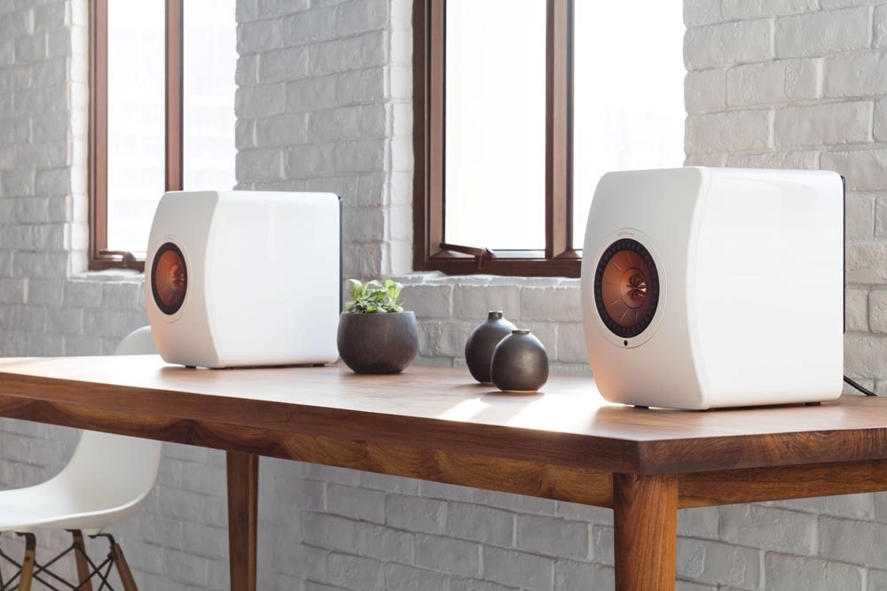 Make the Most of the Holiday Season with KEF High-End Audio