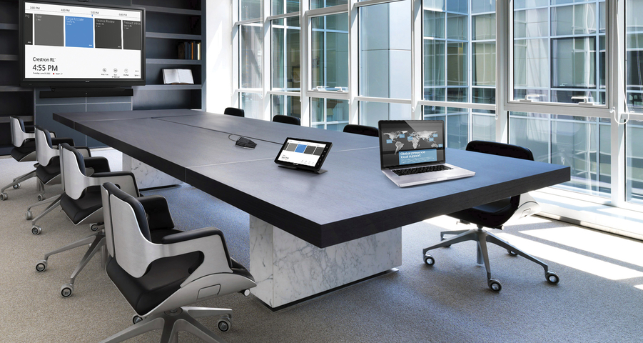 Simplify Your AV Infrastructure with Crestron Room Solutions