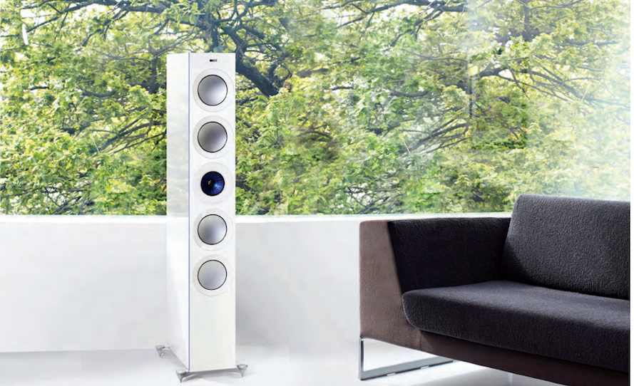 The KEF Reference Series –  A Benchmark in High-End Audio
