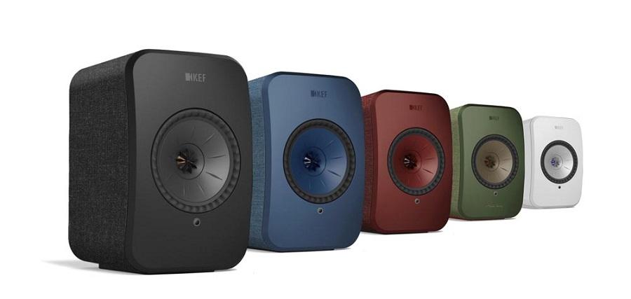 Unlock the World of Multiroom Audio with KEF LSX Speakers