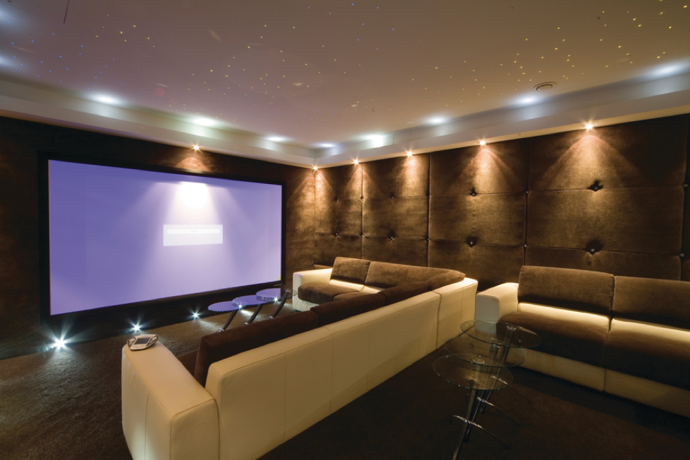 What It's Like Working with a Professional Company for Your Home Theater Design